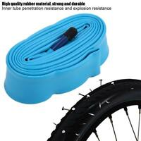 MTB Road Bike Bicycle Rubber Inner Tube Tyre Anti Puncture Interior Tire AV/FV