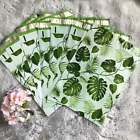 100 Designer Printed Poly Mailers 10X13 Shipping Envelopes Bags BANANA LEAVES