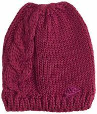 Nike Women's Beanie - 546108-618 Raspberry Red