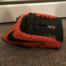 Nike Vapor V360 Hyperfuse Baseball Glove 12.75 Atomic Red/Black RHT