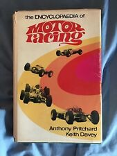 """1969 ED """"THE ENCYCLOPEDIA OF MOTOR RACING"""" BY PRITCHARD & DAVEY!"""