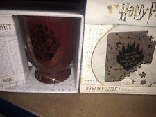 Harry Potter Gift Set (mug + Puzzle) BIRTHDAY CHRISTMAS ANNIVERSARY