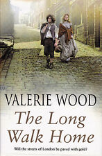 VALERIE WOOD The Long Walk Home  - BOOK H/C