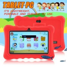 "7"" INCH KIDS ANDROID 4.4 TABLET PC QUAD CORE 8GB WIFI CAMERA CHILDREN CHILD GIFT"