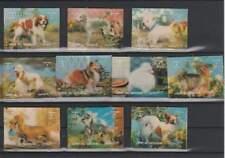 Umm-Al-Qiwain postfris 1972 MNH 634-643 - Honden / Dogs (hbg007)