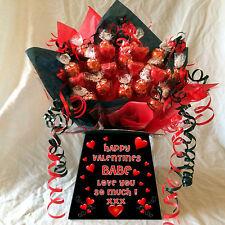 Buy Valentine Hamper Sweets Chocolate Ebay