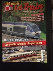 844/20. Le Train, 385, Mai 2020.