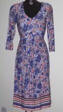 Midi Floral Dresses for Women with Fit & Flare