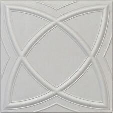 Decorative Ceiling Tiles Styrofoam 20x20 R13 Platinum