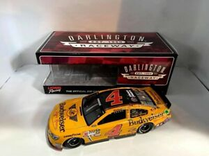 2015 Kevin Harvick Budweiser Gold Darlington Throwback 1:24 Scale Diecast