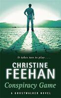 CHRISTINE FEEHAN ___ CONSPIRACY GAME ___ BRAND NEW ___ FREEPOST UK