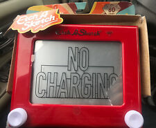 Etch a sketch classic style genuine spin master toy  60th anniversary edition