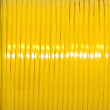 100 YARDS (91m) SPOOL GOLDENROD REXLACE PLASTIC LACING CRAFTS CYBERLOX