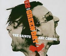 The Saints Are Coming (Lim.) von U2, Green Day | CD | Zustand gut