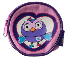 Hootabelle Coin Purse Giggle and Hoot Kids Girls Boys Bag Luggage Toy New