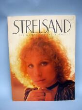 Book:  STREISAND, The Woman and the Legend by James Spada 1981