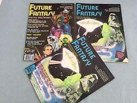 MAGAZINE FUTURE FANTASY 1978 STAR TREK STAR WARS DARTH VADER SCI FI WONDER WOMAN
