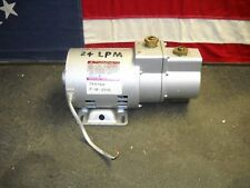 24 LPM / 6 GPM Rotary Vane 2 Stage Vacuum Pump Hitachi G-20D Tested Works