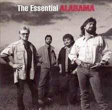 The Essential Alabama [2005] by Alabama (CD, May-2005, 2 Discs, BMG Heritage)