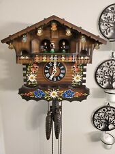 Black Forest Cuckoo Clock with Silencer