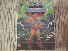 DVD ANIME HE-MAN Y LOS MASTERS DEL UNIVERSO PRIMERA TEMPORADA CAPS 1-33 NUEVA