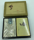 Chesapeake & Ohio Railway Playing Card Deck and Case 1943? C&O Chessie