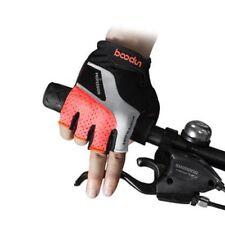 Boodun Men Women Sport Cycling Gloves Half Finger Mesh Mountain Bike Gloves S-XL