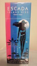 ESCADA ISLAND KISS Limited Edition EDT PERFUME SPRAY 3.3 OZ 100 ML NEW SEALED