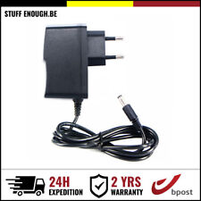 EU European Wall Charger Plug DC Power Adapter For TV Box Mediaplayer