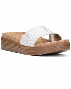 Donald Pliner Fiji Leather Slide Women's