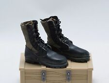 1/6 Ace Vietnam 1st Cavalry Division RTO Radioman US Jungle Boots *TOY*