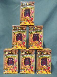 Lil' Nitro Worlds Hottest Gummy Bear! 1,2,3,4,5 Or 6 Pack
