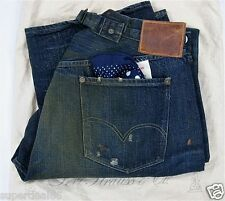 LVC Levis 1906 Bunkhouse 501 Jeans #501062371 Made in USA #171 Levi's Selvedge