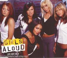GIRLS ALOUD - Life Got Cold (UK 4 Tk Enh CD Single Pt 1)