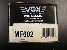 VGX MF602 New Front Brake Pads fits Plymouth Colt Eagle Summit Mit. Mirage