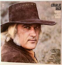 Album Vinyl Charlie Rich Behind Closed Doors 1973 Epic KE 32247