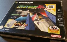 Lylat Wars Nintendo 64 game PAL Star Fox N64