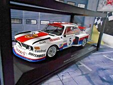 BMW 3.5 CSL #5 Manhalter Winner Havirov Intern. 1976 Memphis Minichamps 1:18
