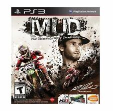 MUD FIM Motocross World Championship RE-SEALED Sony PlayStation 3 PS PS3 GAME