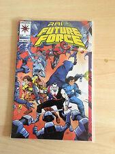 VALIANT COMICS - RAI AND THE FUTURE FORCE N ° 9 - USA-  7/16