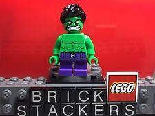 LEGO Super Heroes Hulk MiniFigure (short legs) Mighty Micros 76066