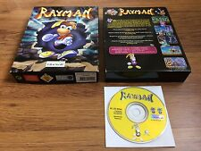 | PC retrò classico | Rayman | Ovp | prima edizione | Ubi Soft |