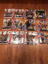 Wwe Battle Packs Set Of 12 Various Figures