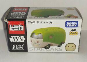 Véhicule Miniature Star Wars Jabba Cars Tsum Tsum Takara Tomy A-10 no Chewbacca