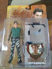 Buffy The Vampire Slayer Signed Xander Initiative Figure LE Signed 329/500