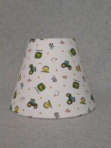 John Deere Lamp Shade