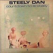 "STEELY DAN ""Countdown To Ecstasy"" Vinyl LP - 1973 1st US Press ABCX-779 VG+ / EX"