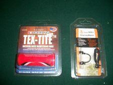 Bohning Tex-Tite String wax and Eastman string loop