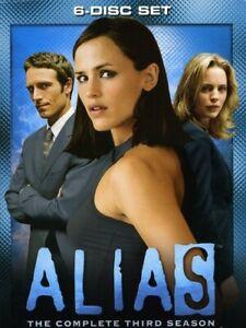Alias: The Complete Third 3rd Season Three 3 (DVD) Jennifer Garner / NEW Sealed