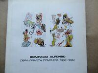 Bonafacio Alfonso, Obra Grafica Completa (1983)